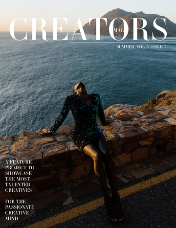 Creators Magazine | Summer Vol.3 Issue.7 (PRINT + DIGITAL)