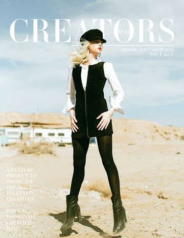 Creators Magazine | Moody Issue no.2 (DIGITAL ONLY)
