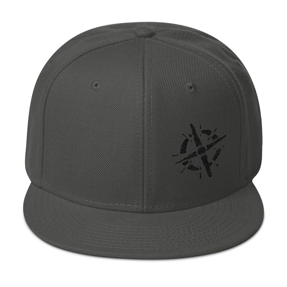 Lost Gringos Compass Snapback Hat