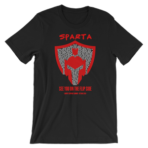 SPARTA Tees - Shopify Support Summit 2018