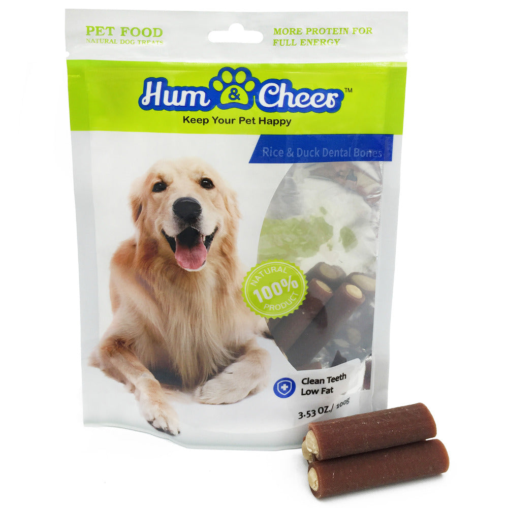Hum&Cheer Chewy Dog Treats 100g / 3.53oz