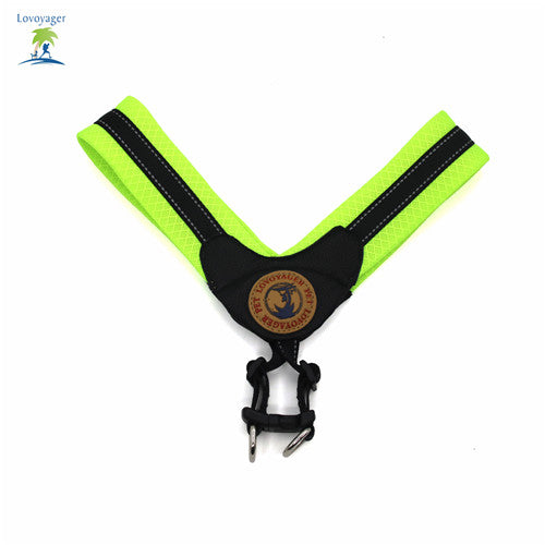 Dog Collar Reflective Harness