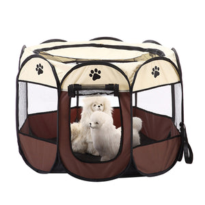 8-side Foldable Pet Tent Dog House