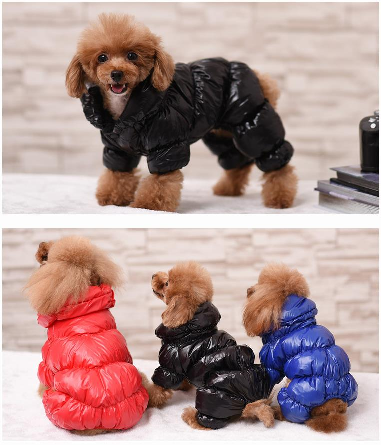Waterproof Pet Dog Coat