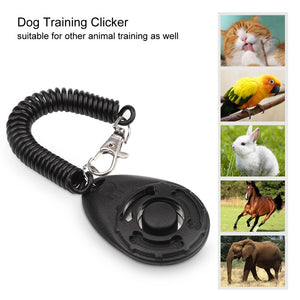 4 Pieces Dog Training Clicker