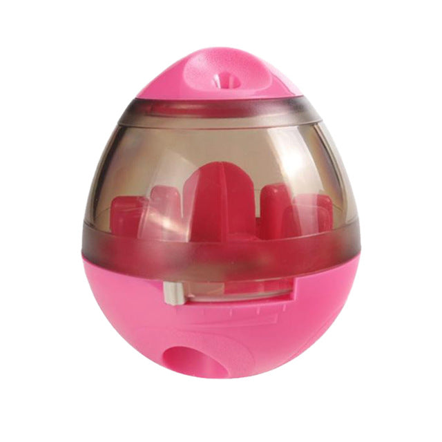 Food Ball Tumbler Toy