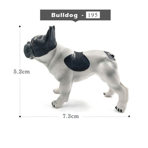 Dog Model Figurines