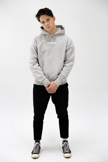 Creators X Champion Reverse Weave (Heather Grey & Cloud White)