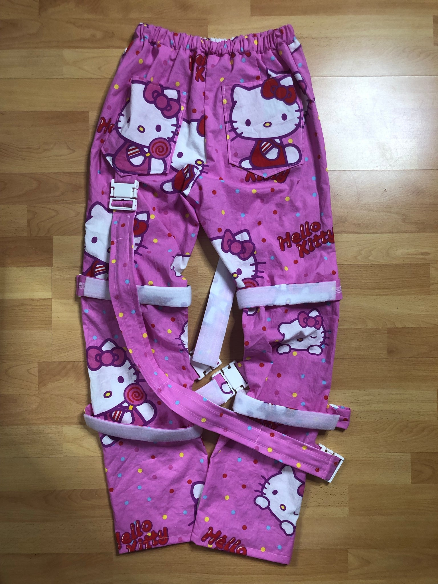 Hello Kitty Bondage Pants