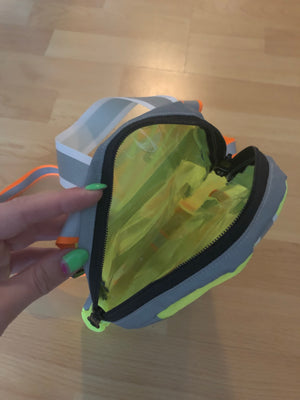 Hi Vis Mini Backpack