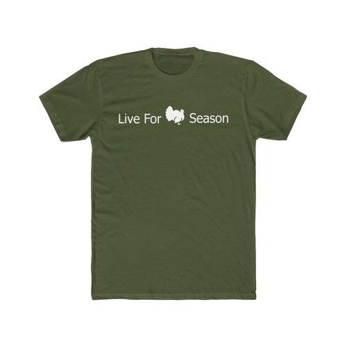 Live for turkey season? Show your rooster hunting pride with this pro gun zone exclusive shirt.
