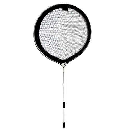 Fish Net (80cm Diameter) Garden Pond Net with Telescopic Handle - Velda