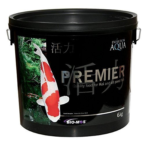 Evolution Aqua Premier Koi Pellets 5-6mm 6kg