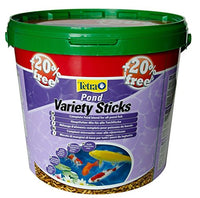 Tetra Variety Sticks 10L Bonus Bucket with a massive 20% Extra Free