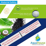 AquaHouse Koi Pond Dechlorinator, Water filter for fish ponds up to 99% Chlorine removal tap water filter