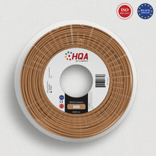 HQA WOOD 3D Printer Filament, Wood, 1.75MM, 1KG Spool