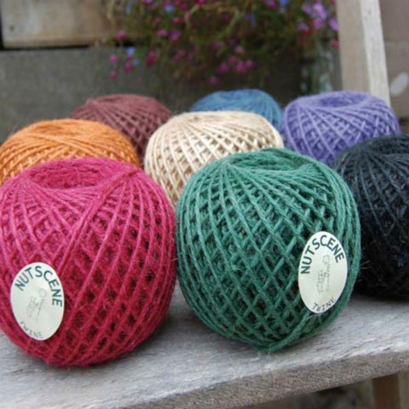 Twine Balls in small - Heaven in Earth