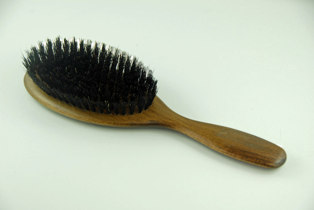 Hair Brush Stained Beechwood - Heaven in Earth