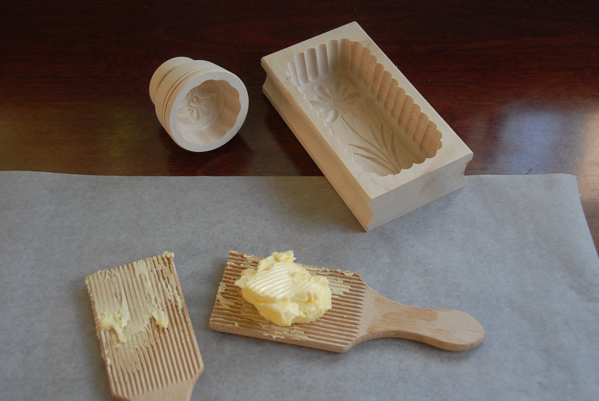 Butter Molds and Pats - Heaven in Earth