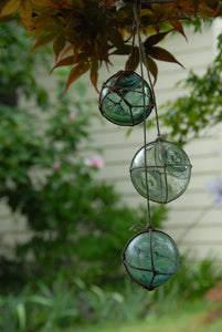 Glass Fishing Floats - Heaven in Earth