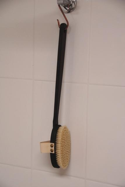 Bath Brush - Thermowood - Heaven in Earth