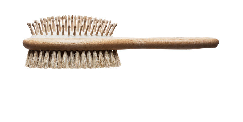Pet Brush Wood Pin - Heaven in Earth