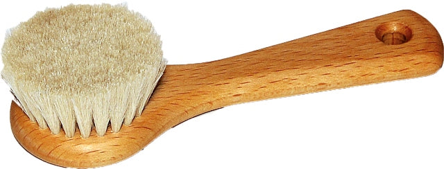 Face Brush - goats hair - Heaven in Earth