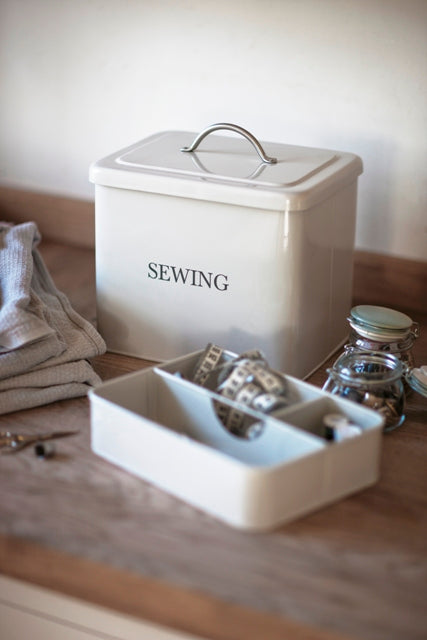 Sewing Box - Heaven in Earth