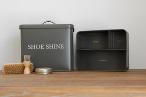 Shoe shine Box - Heaven in Earth