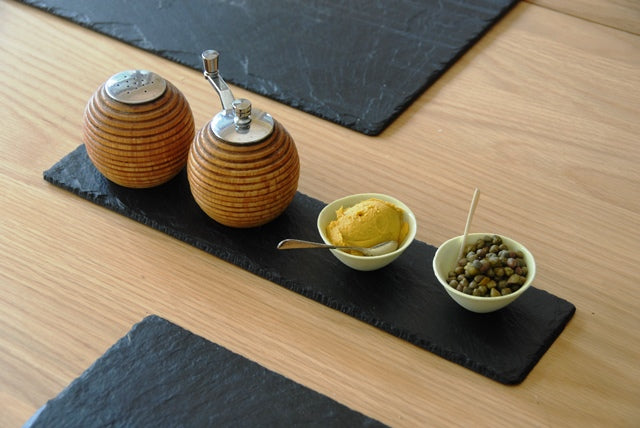 Slate Condiment/Sushi Tray - Heaven in Earth