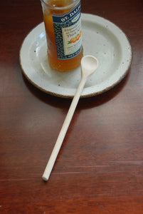 Wooden Mustard Spoon - Heaven in Earth