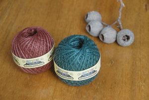 Twine Balls in small