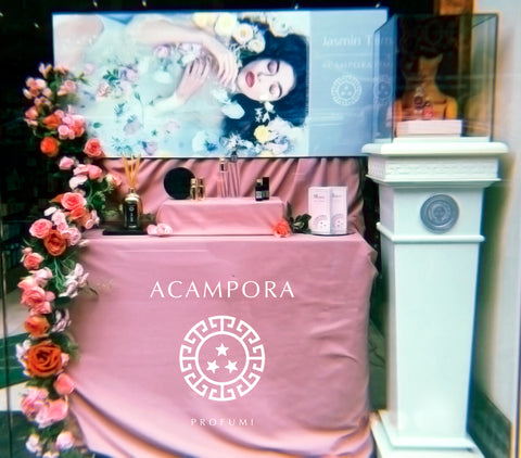Acampora Profumi in London Kings Pharmacy