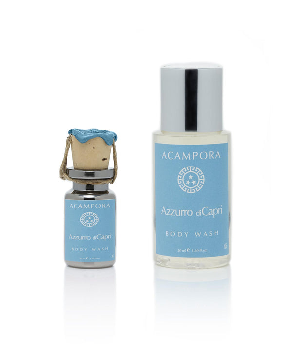 Pure Essence & Mini Body Wash - Acampora Profumi