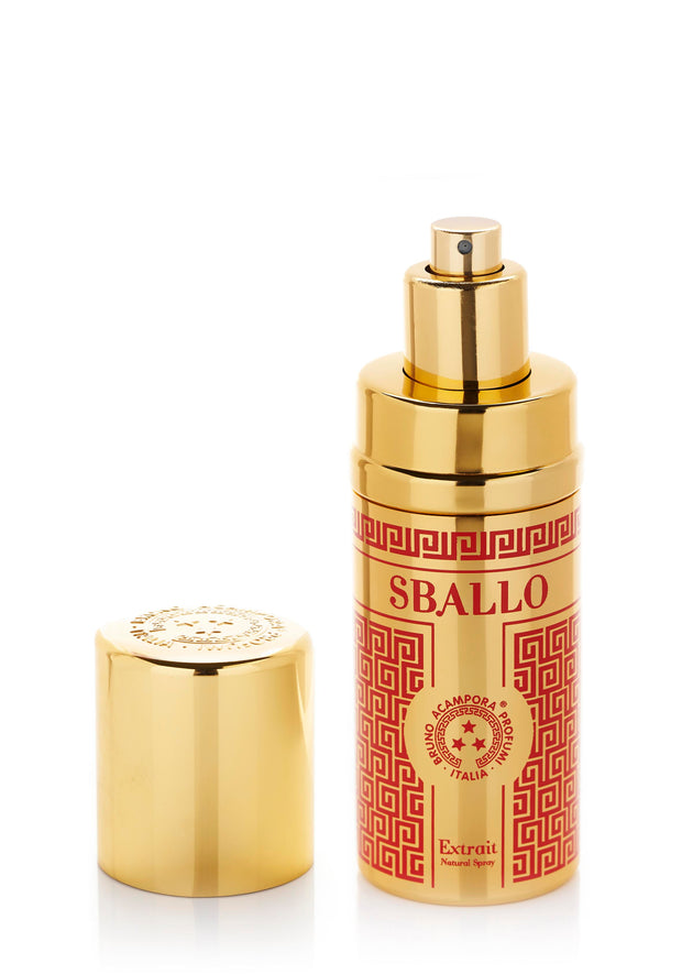 Sballo extrait of perfume
