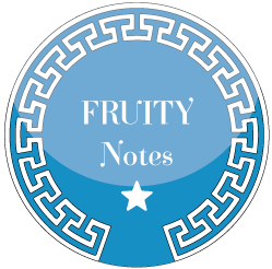 fruity notes