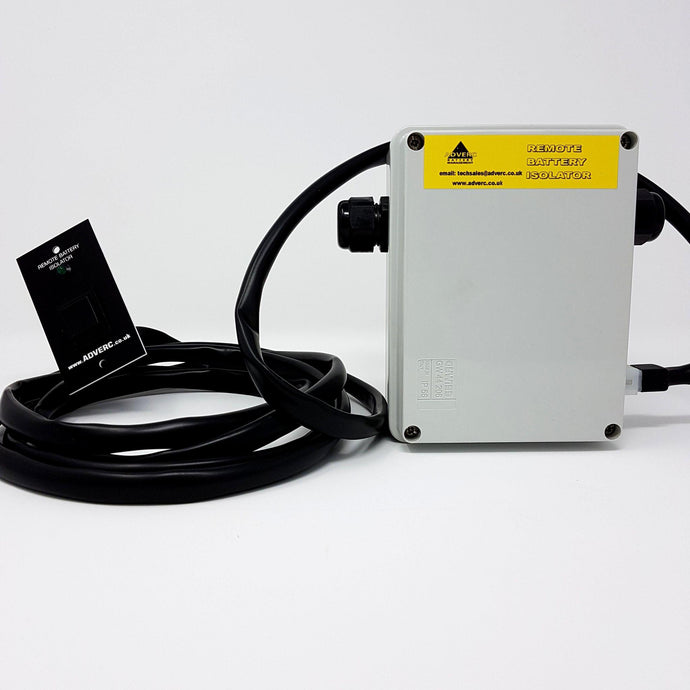 ADVERC'S NEW REMOTE BATTERY ISOLATOR