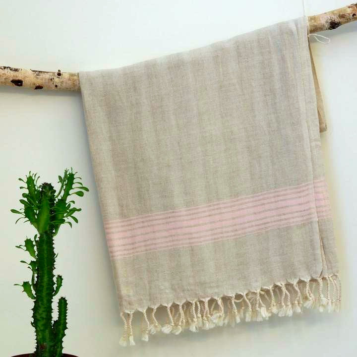 Striped Galata Turkish Towel