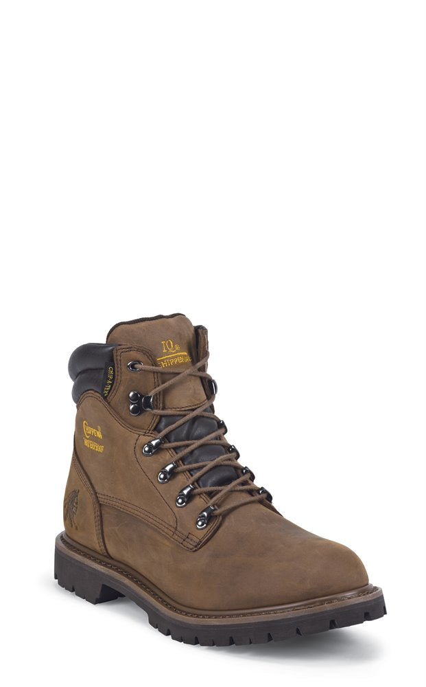 "6"" Waterproof Comp Toe Insulated Lace up 55074"