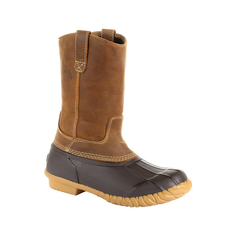 GEORGIA MARSHLAND UNISEX ALLOY TOE DUCK BOOT GB00414