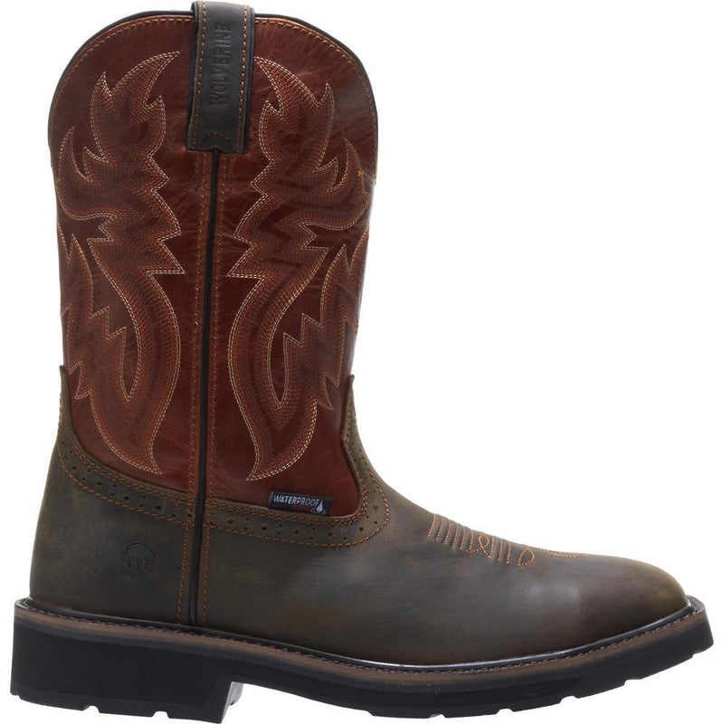 Rancher ST WP/Square Toe W10764