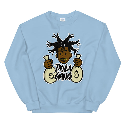 Dola Colored Logo Sweater