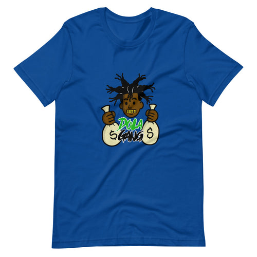 Dola Gang Colored Logo T-Shirt