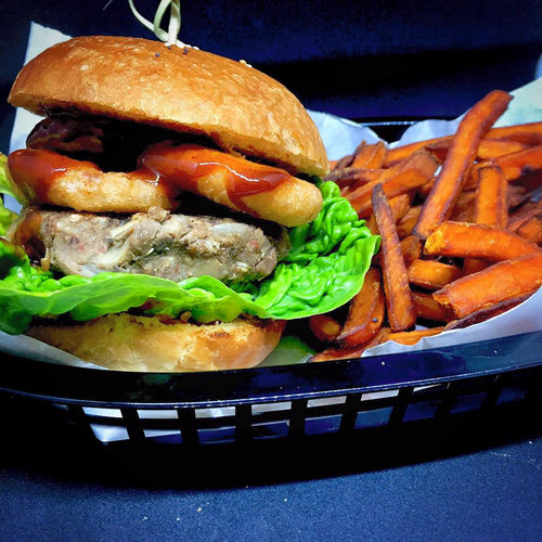 2 x Burgers for £10.00 at Atlas Burgers, Hove