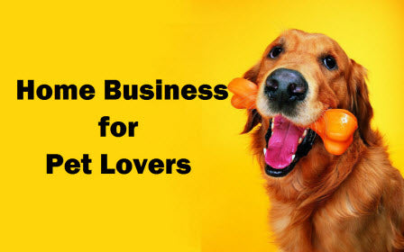Work From Home Pet Business Opportunities