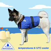 TECHNICHE DOG COOLING COATS