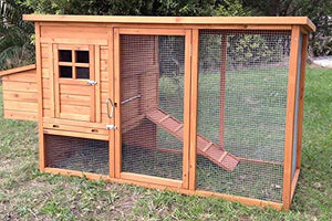 Super Large Premium Cat Enclosure with Run