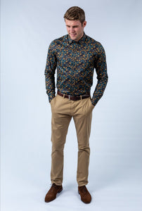 Multi Colour Square Shirt