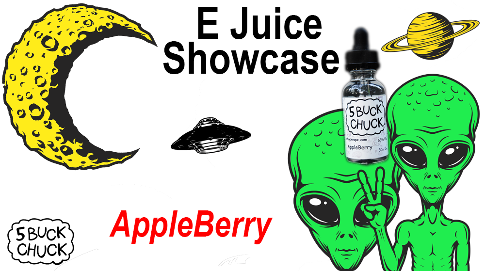 E Juice Showcase: AppleBerry