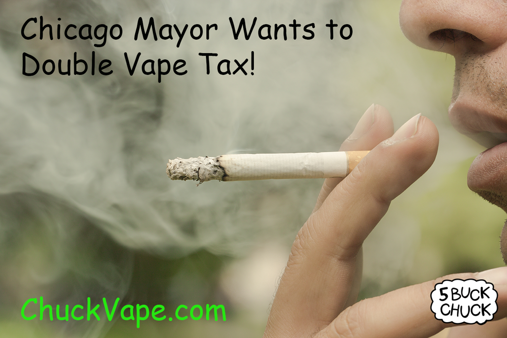 vaping tax to increase e juice prices